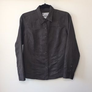 Columbia Authentic Issue Button Down Shirt